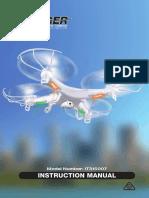 IT315007 Camera Drone Manual