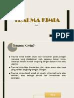 Trauma Kimia