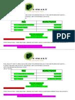 E-SMART Presentation Sheet