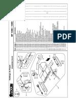 Roçadeira RP 1300-1500-1700 - Piccin