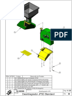 Desintegrador JF5