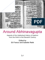 Franco Around Abhinavagupta