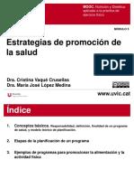 M5.Estrategias de Promocion de La Salud
