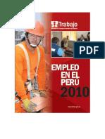 Informe Anual Empleo Enaho 2010