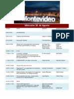 VIII Congreso CIGRAS - Programa