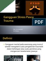 Gangguan Stress Pasca Trauma Dr Mardjohan