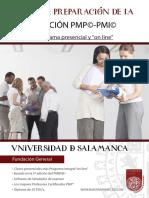 2013 Internacional Curso de Preparacion Para La Certificacion Pmp Pmi