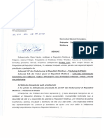 Denunt Procuratura Generala Impotriva Lui Igor Dodon
