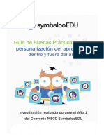 Investigación Año 1 Convenio MECD-SymbalooEdu