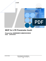 321663086-MOP-and-Tools-Used-for-LTE-Parameter-Audit.doc