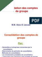 90217950 Slides Consolidation Des Comptes de Groupe ENCG Settat