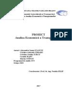 Proiect AETR