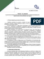 9_organigrama Si Stat de Functii Spitalul de Boli INfesctioase