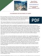 Ahmed Osman - Tutankhamun and the Trinity of Christ