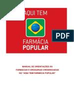 Manual Do Farmacia Popular
