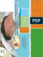Afiche Calendário Polio