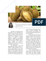 Durian References