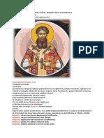 Acatistul Sfântului Grigorie Palama
