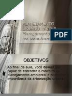 Planejamento Urbano – Aula 9
