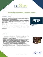 Instrumentos Para Biometria e Inventário Florestal - TERRAGES 2012