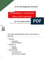 9-Durabilidad y Tendencia Futura Del Concreto[1]