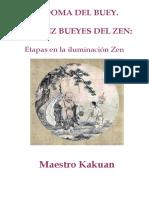 Maestro Kakuan - Los 10 Bueyes