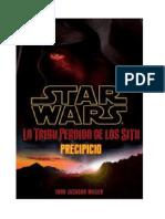 La Tribu Perdida de Los Sith 1