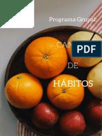 Información Programa CAMBIO de HÁBITOS 5.09