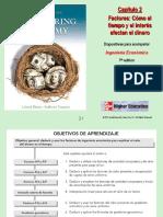 Capítulo 2 - Factores Efectos Del Tiempo y El Interes en El Dinero