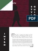 StyleGuide PDF