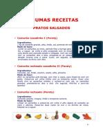 A Culinária No Litoral Fluminense