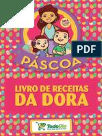 Livro de Receitas Da Pascoa Dora