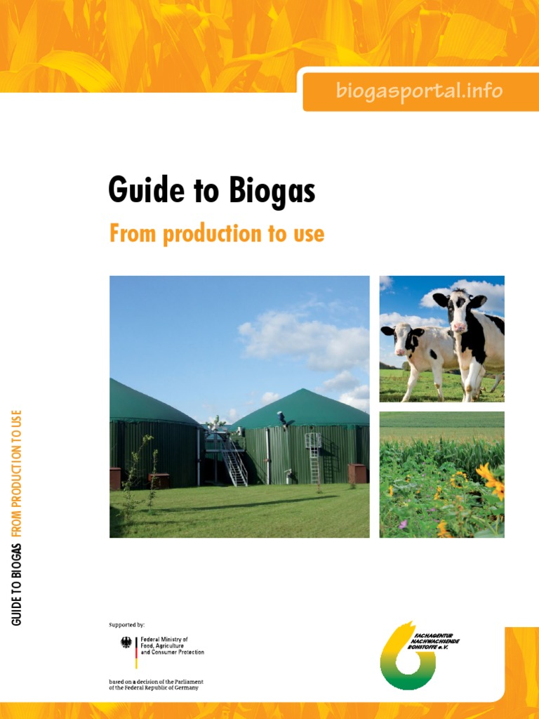 Guide Biogas | Anaerobic Digestion | Biogas