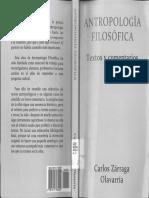 Antropologia filosofica.pdf