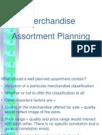 Assortmentplanning Techniques