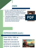 DESCUBRIMIENTO Y CONQUISTA DE CHILE