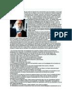 Ideas de Paulo Freire