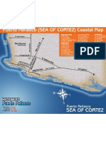 Rocky Point Beaches Map
