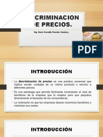 Sesion N_ 08 - Discriminacion de Precios.