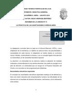 Resumen Unidad No 13 Didactica General
