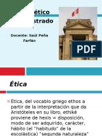 Perfil Ético Del Magistrado[1]