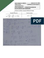 Trabalho de Cálculo Diferencial e Integral 3