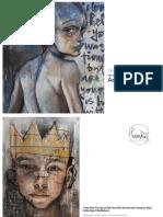 Displaced Thoughts Herakut Aptart Artwork 2015