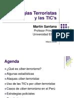 Seguridad y Ciberterrorismo - Mar-06