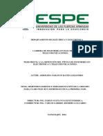 Dimensionamiento de La Red Hfc Para Claro en Ecuador