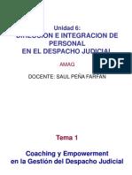 Vi Direccion e Integracion de Personal Des Judicial[1]