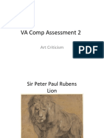 rubens lion