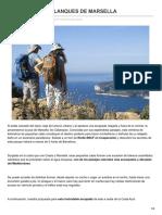 Renfe-sncf.com-ruta Por Las Calanques de Marsella