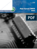 High Speed CMOS, Series 74HC, ON Semiconductor
