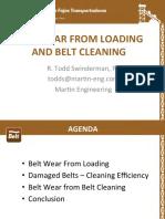 05 - Todd Swinderman - Belt Wear Fron Loading and Belt Cleaning